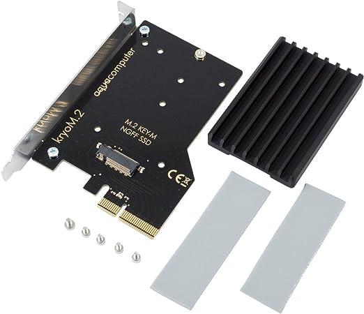 2 opinioni per Aqua Computer 53223 drive bay panel- drive bay panels