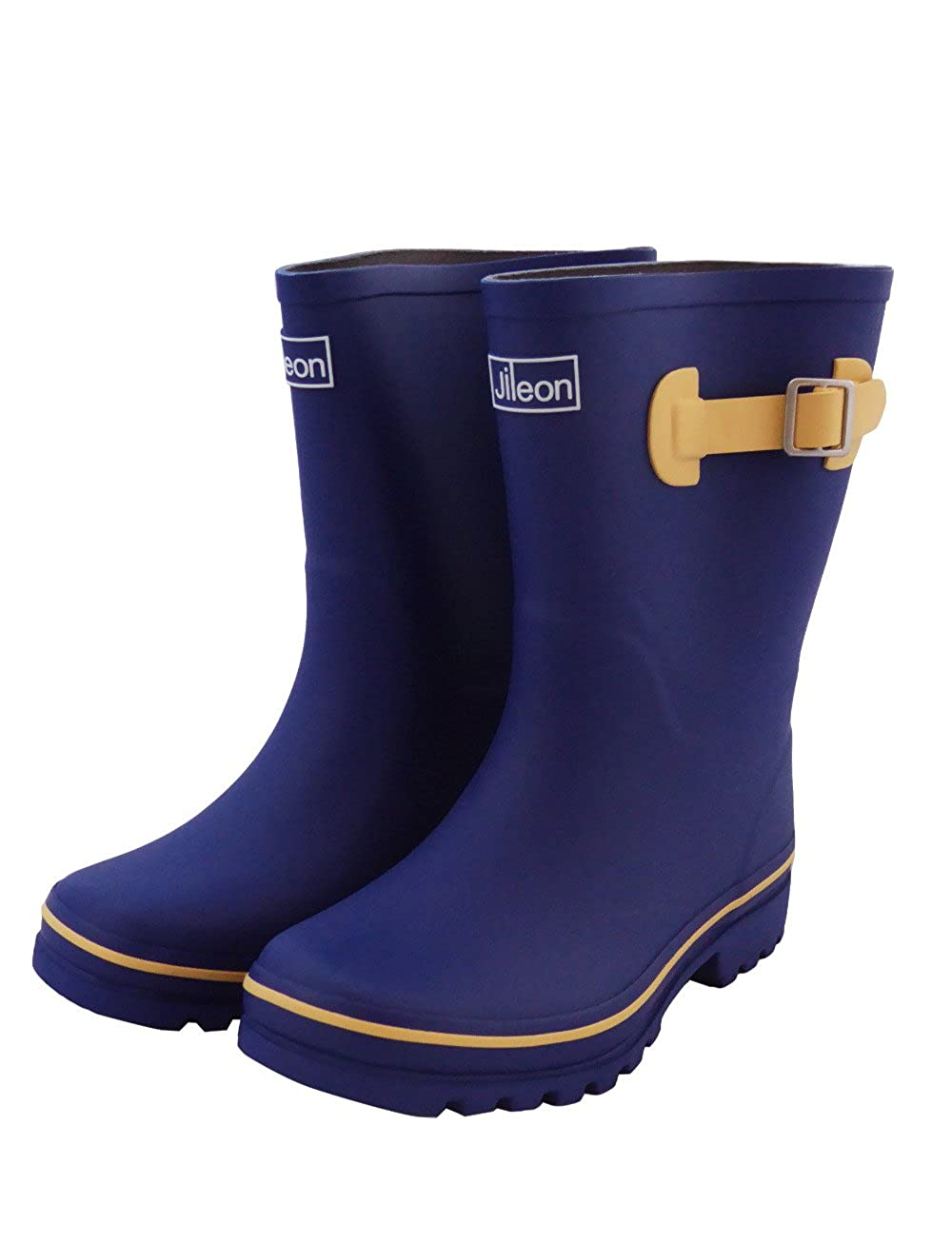 729e3538e4a Jileon Half Height Wellies for Women-Widest Fit Boots in The UK-Wide in The  Foot and Ankle-Durable Boots for All Weathers