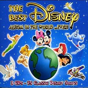 The Best Disney Album in the World...Ever!: Amazon.co.uk: Music