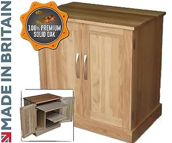 solid oak hidden home. Heartland Oak 100% Solid Desk,Hideaway Workstation, Hidden Home Office,  Computer Solid Oak Hidden Home