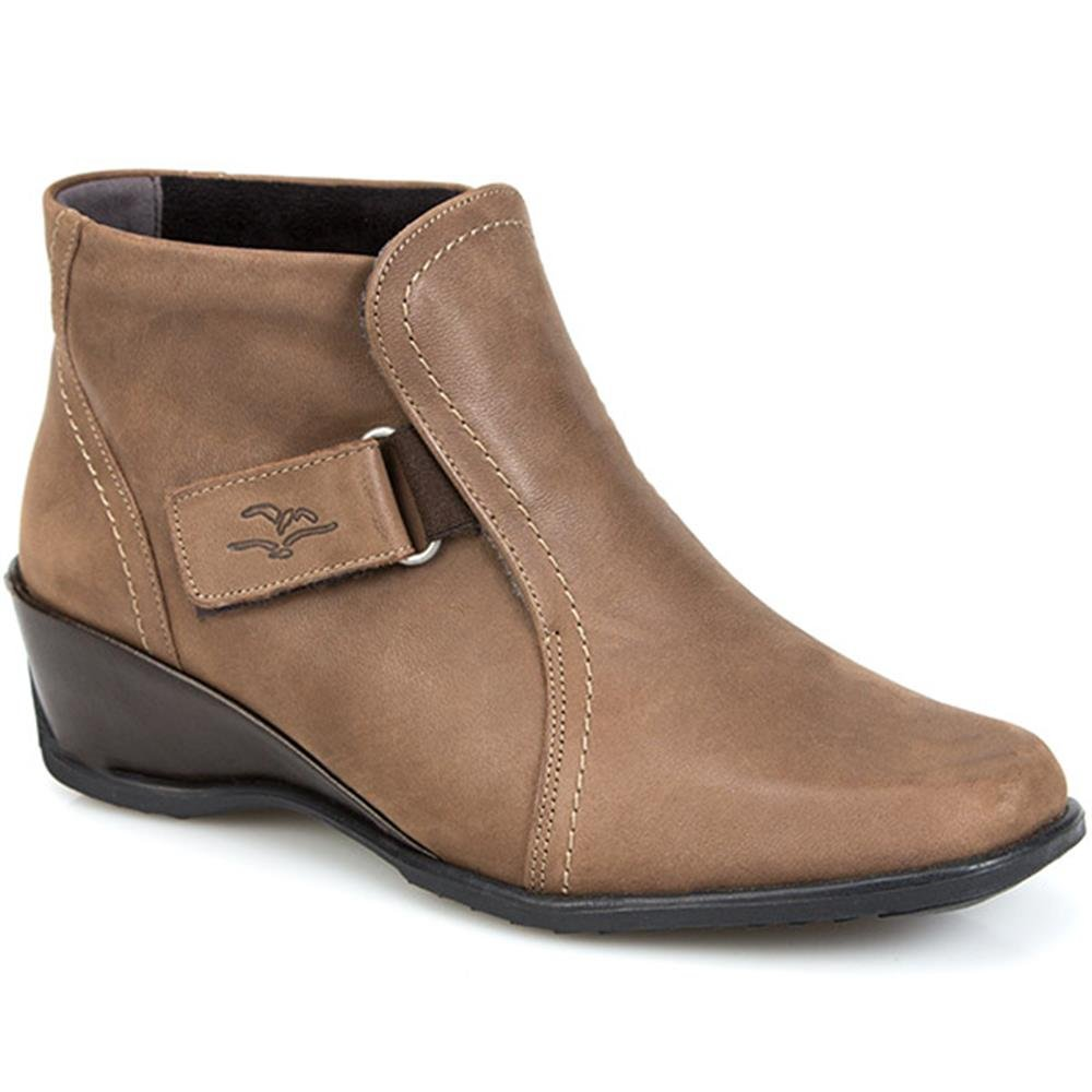 ae553cf7d87f Fly Flot Leather Ankle Boot 123 556 - Nut Size (33)  Amazon.co.uk  Shoes    Bags