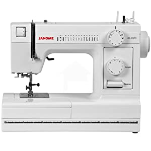 Janome HD1000 Heavy Duty Machine