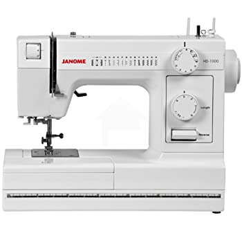 Janome HD 1000 Heavy Duty Sewing Machine