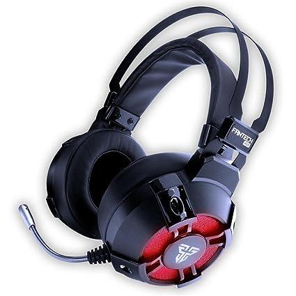 Cascos Gamer USB - Sonido Envolvente 7.1 + Aislante de Ruidos – Audio de Alta Definición