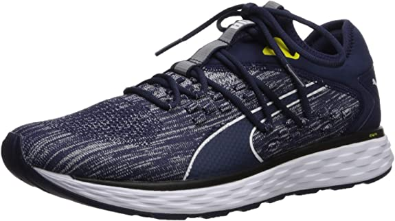 4. Puma Speed Fusefit-600 Men's Running Sneaker