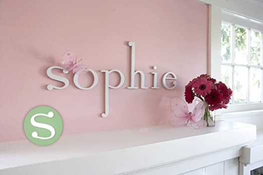 Kids Name Wall Letters a z price is per letter Decorative