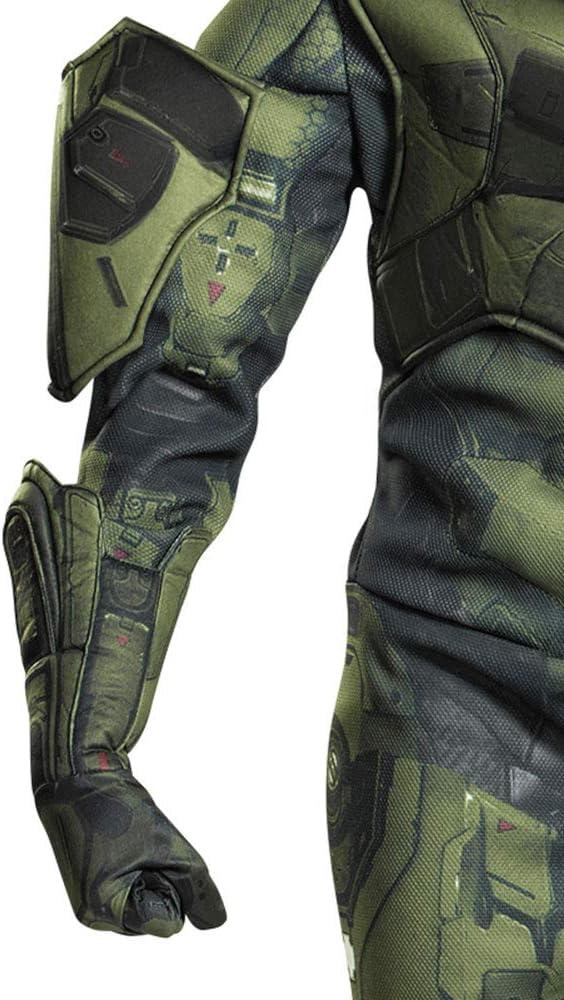 Amazon.com: Disguise, Disfraz de Halo: Master Cheif de ...