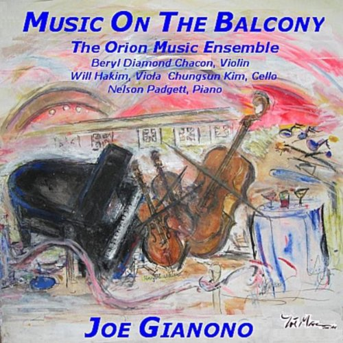Music on the balcony by joe gianono beryl diamond for The balcony music