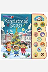 Christmas Songs: Interactive Children's Sound Book (10 Button Sound) (Early Bird Song) Board book
