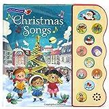Books : Christmas Songs: Interactive Children's Sound Book (10 Button Sound) (Early Bird Song)