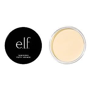 e.l.f. Cosmetics E.l.f Luminous Putty Primer, Radiant Formula, 0.74 Ounce, 0.74 Ounce