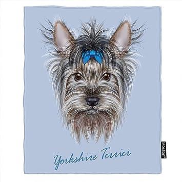 Amazon.com: Moslion Manta para perro doméstico, diseño de ...