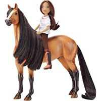 Breyer Spirit Riding Free - Spirit and Lucky Horse Doll Gift Set