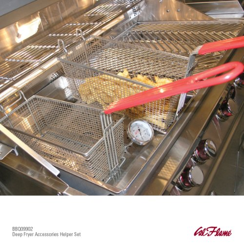 CalFlame BBQ09902-A Deep Fryer Helper Set by Cal Flame (Image #1)