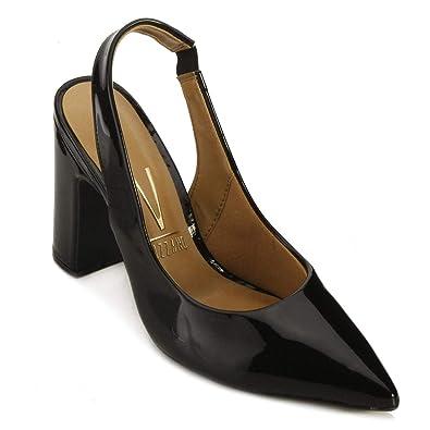 811f3b6358 Sapato Chanel Vizzano Vz18-1285103  Amazon.com.br  Amazon Moda