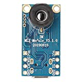 Yadianna Thermal Imager Module MLX90640 32x24 Parts Thermometric Temperature IR Sensor DIY Infrared Dot Matrix Development Electronic Replacement Camera Durable