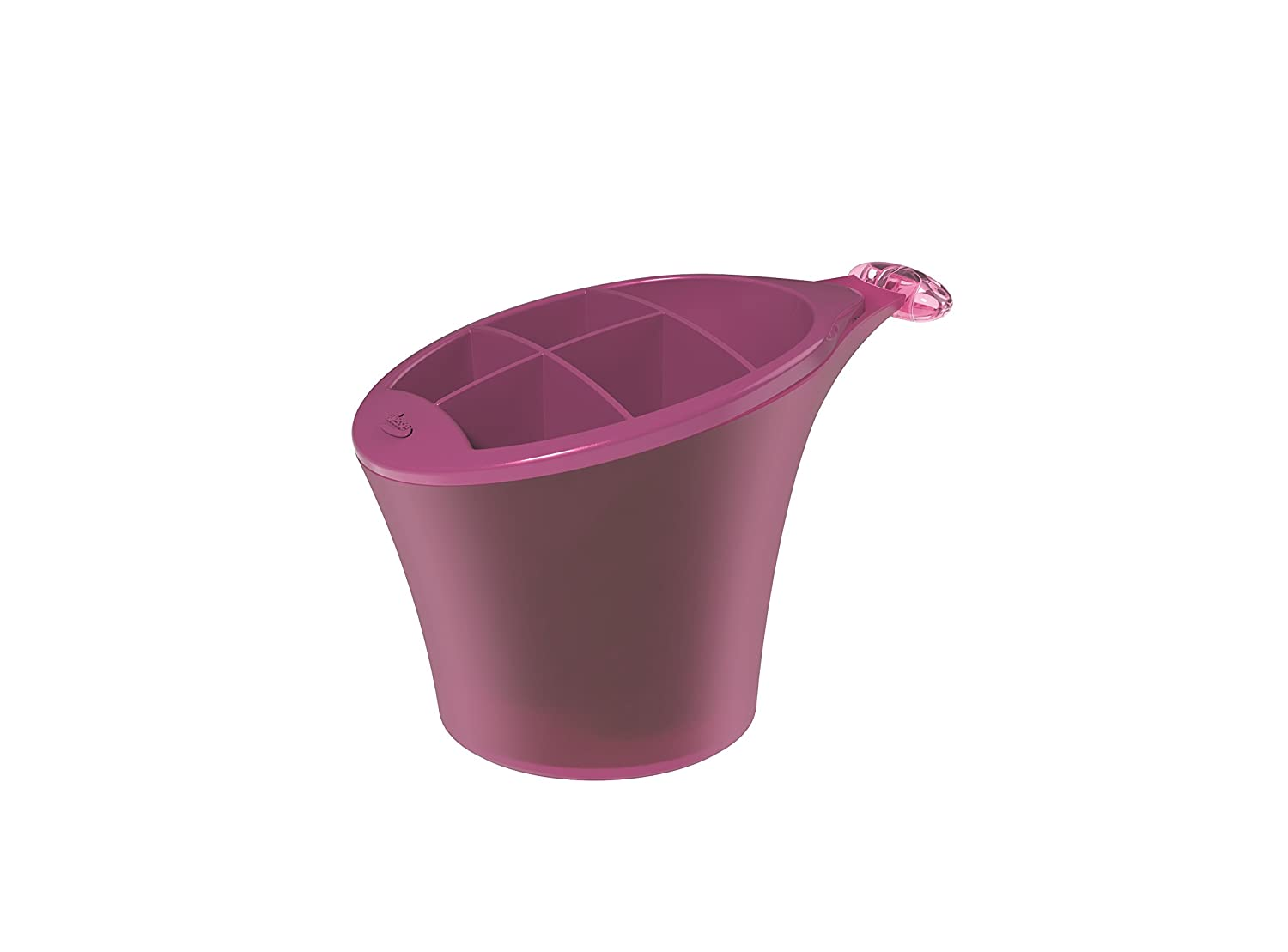 BIESSE CASA 09012 Cutlery Drainer with Handle (Violet) ECO-PLAST