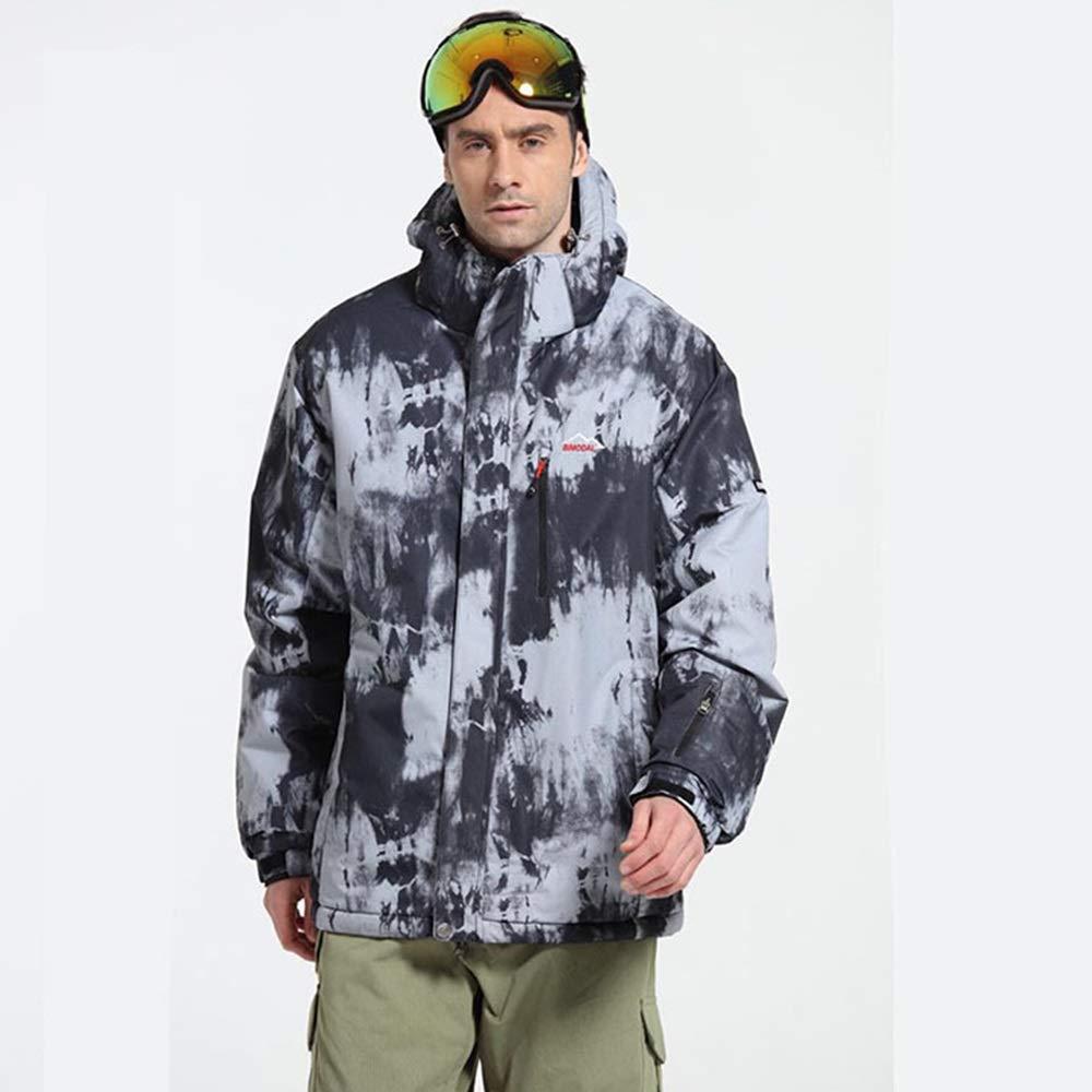 Jxth Giacche Giacche Giacche Invernali Invernali Tuta da Sci Singola e Doppia tavola da Sci da Sci Antivento Abbigliamento Unisex per Sci Snowboard (Dimensione   M)B07MYSBL2DXX-Large | Il Prezzo Ragionevole  | Lasciare Che Il Nostro Commodities Andare Per Il Mondo  | M 004de6