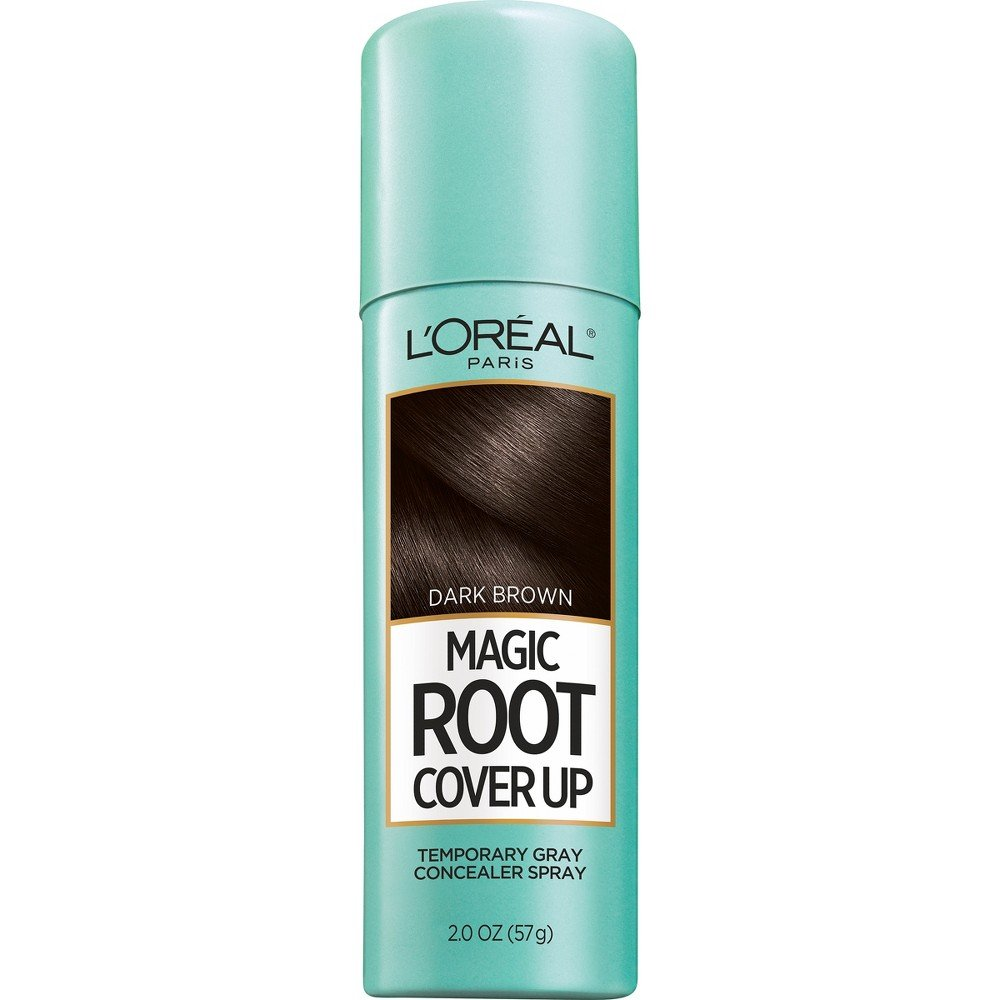 Awesome Black Hair Color Spray
