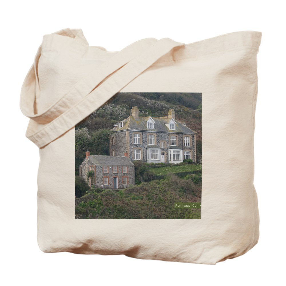 803604b35e CafePress - Port Isaac 1 - Natural Canvas Tote Bag
