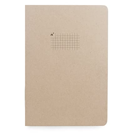 amazon com graph paper notebook journal w grid gridded pages of