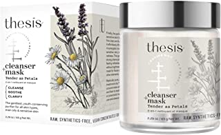 product image for Thesis All Natural Organic Facial Cleanser and Mask Tender As Petals - Gentle Natural Powder Face Wash