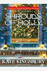 Shrouds of Holly (Pennyfoot Hotel Mystery Book 15) Kindle Edition