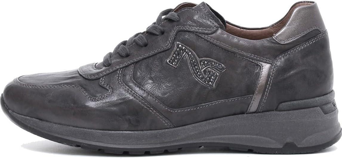 Nero Giardini Sneaker in Pelle Donna A719220D109 37: Amazon