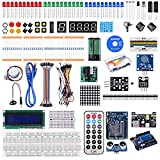 Kuman Compatible with Arduino Project Complete Starter Kit with Detailed Tutorial and Reliable