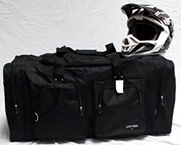 1162e5f6cd6c Large 35-inch Gear Bag for Motocross Enduro Snowmobile Paintball