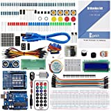 Keywish For Arduino UNO R3 Starter Programming Kit Arduino Electronics Projects For Beginners With 70Pages Tutorial Book(17 Lessons)