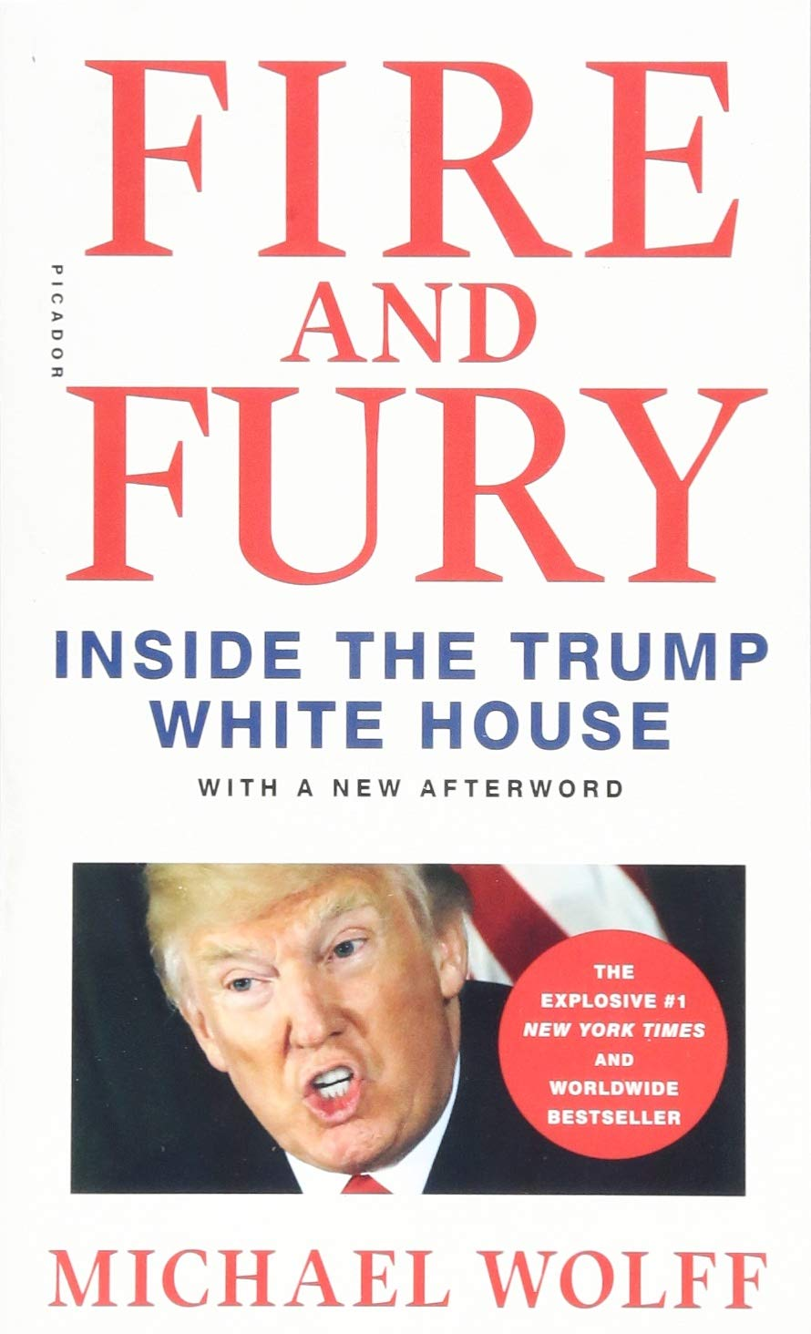 Inside the Trump White House Fire and Fury