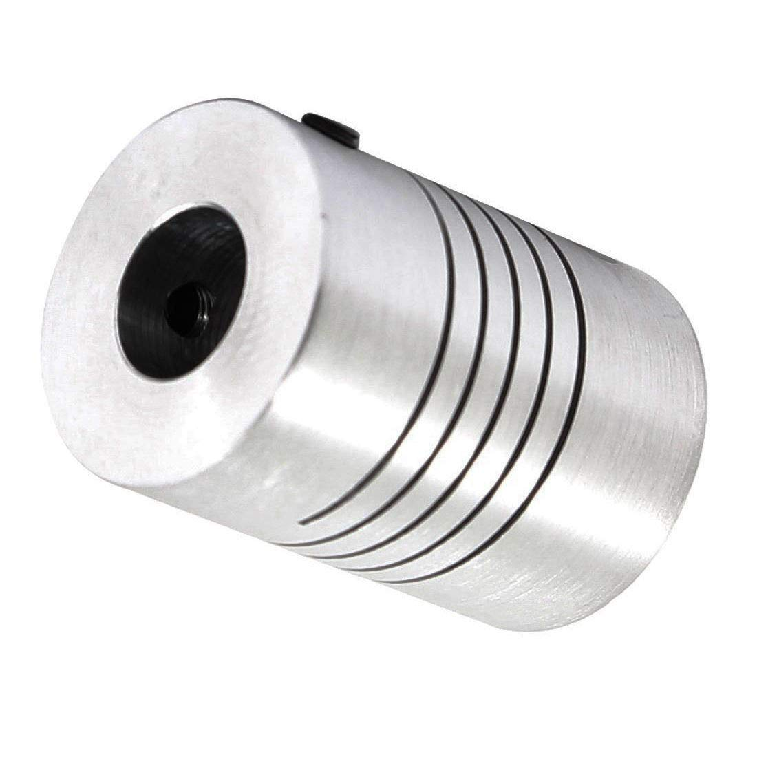 4mmx8mm CNC Motor Helical Shaft Coupler Beam Coupling Connect