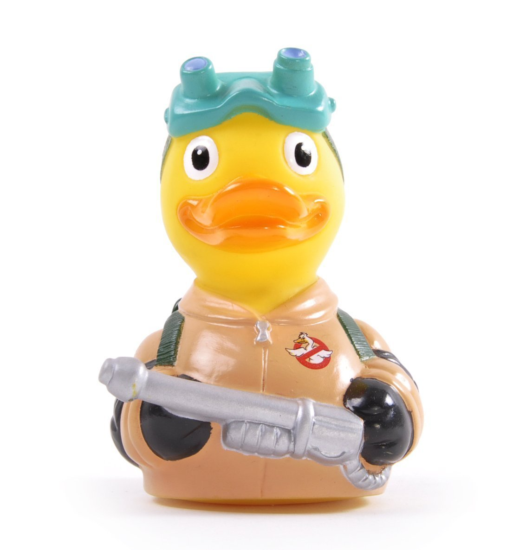Amazon.com: CelebriDucks Goose Busters Bath Toy: Toys & Games