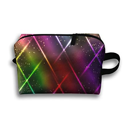 A Shooting Star Colorful Multifunction Portable Pouch Waterproof Travel Bag