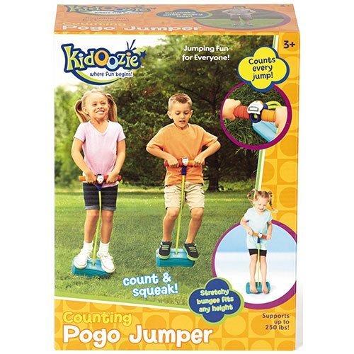 Kidoozie Counting Pogo Jumper by Kidoozie