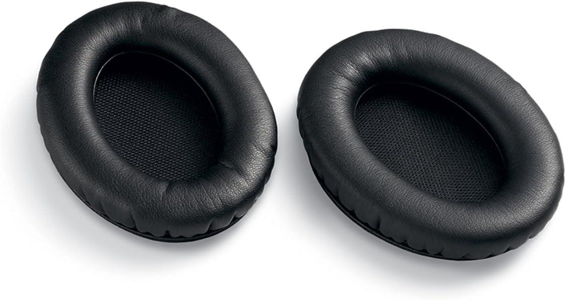 Bose® QuietComfort® 15 - Kit de almohadillas para auriculares, color negro