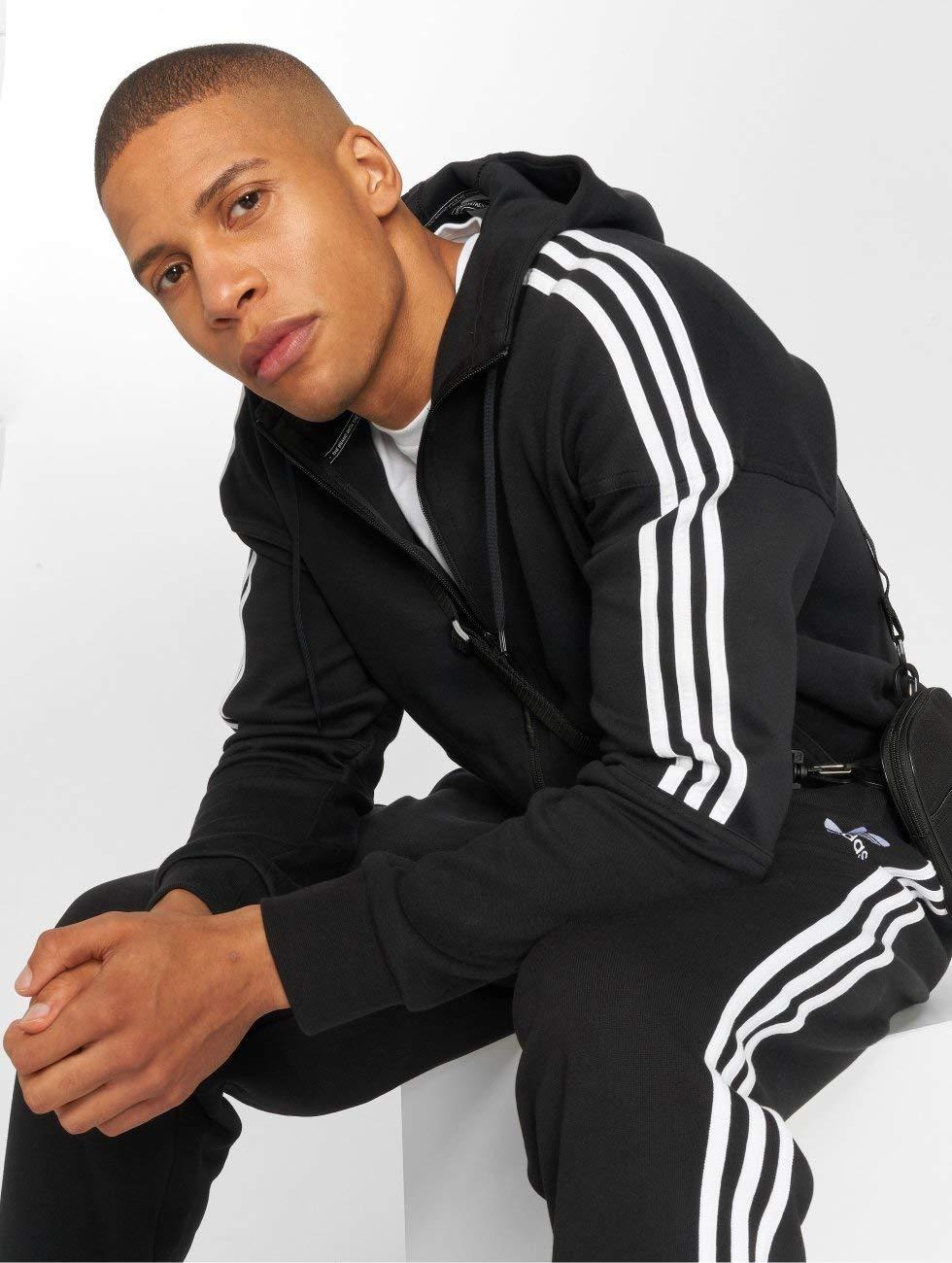 adidas Originals Hombres Ropa Superior/Sudaderas con Cremallera NMD Hoody FZ: Amazon.es: Deportes y aire libre