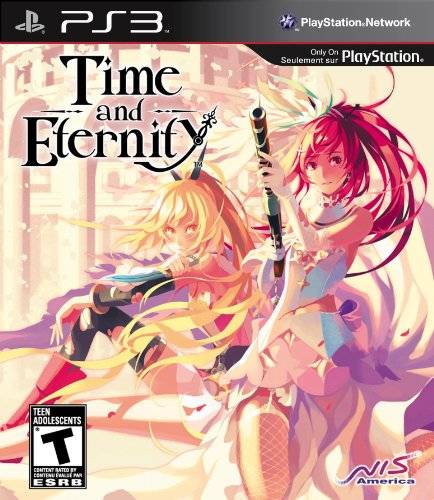 Time and Eternity Game for PS3 - 1