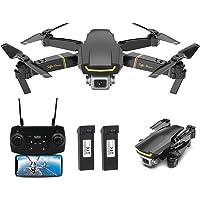 Goolsky Global Drone GW89 RC Droni con Fotocamera 1080P WiFi FPV Gesture Foto Video Altitude Hold Pieghevole RC Selfie Quadcopter