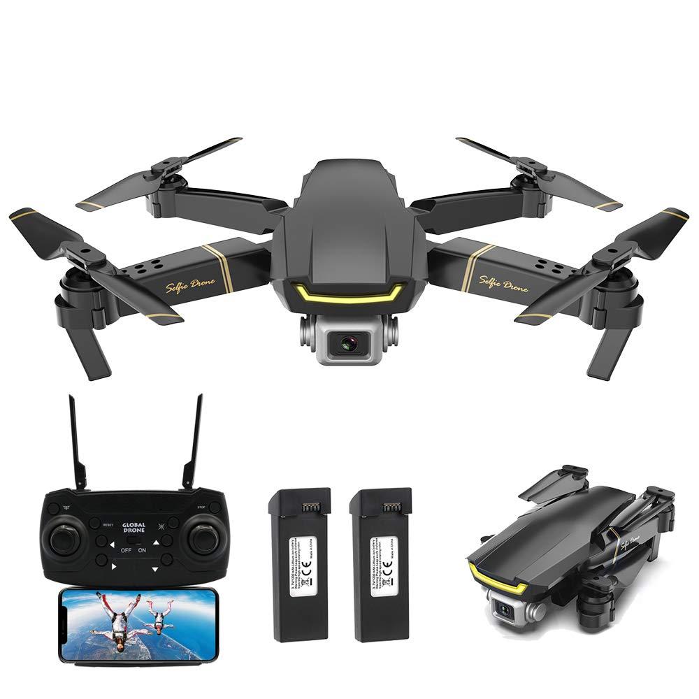 Goolsky Global Drone GW89 RC Drone Drone x procon Cámara 1080P ...
