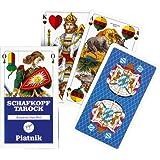 1822 - Piatnik Spielkarten - International - Schafkopf
