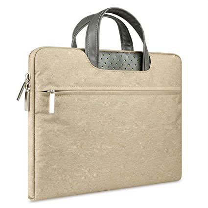 2e892803c077 Men's Leather Briefcase Unisex Computer Bag 11/13/14/15.6 Inch ...