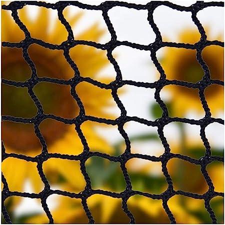 Red Seguridad Escaleras,Red Cuerda Negra Escalera Bebe de Terraza Seguridad Niños Deportes Protección Gatos para Balcones Malla Nylon Goal Net Nets Redes Bola Campo Aire Libre Futbol Golf Bola: Amazon.es: Hogar