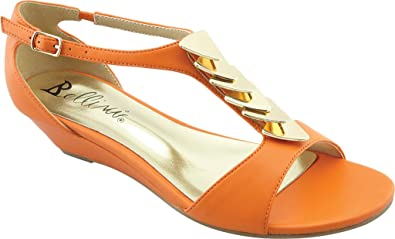 Bellini Mitty Wedge Sandal (Women's) qIhfm