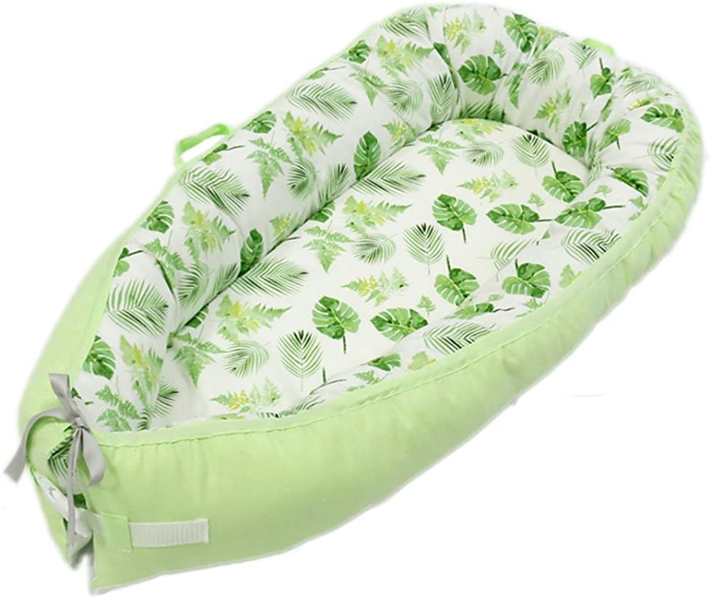 Double-sided Baby Nest for Newborn Baby Sleep Bed Portable Pod Nest 2021 8050cm