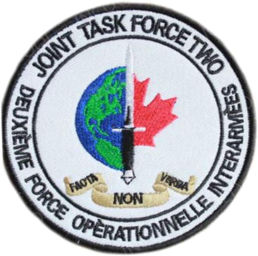 OYSTERBOY Joint Task Force 2 JTF2 arc-en-ciel 6 crochets arri/ère tactique