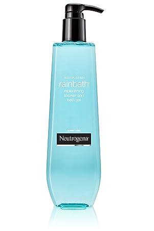 Neutrogena Rainbath Replenishing Ocean Mist Shower and Bath Gel, 32 Ounce