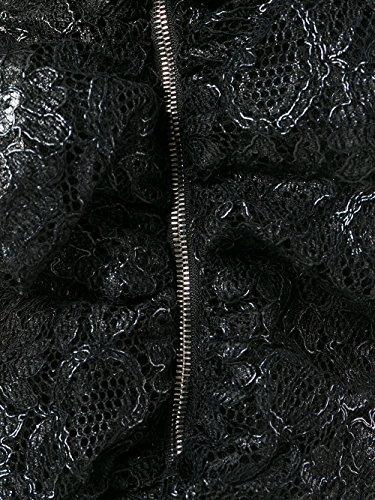 Damen Viskose Schwarz MSGM Kleid 2343MDA20117479599 zOqwn6