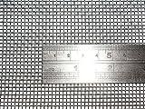 "Woven Wire 10 Mesh 24""X 24"" 60cm X60cm Size 2mm"